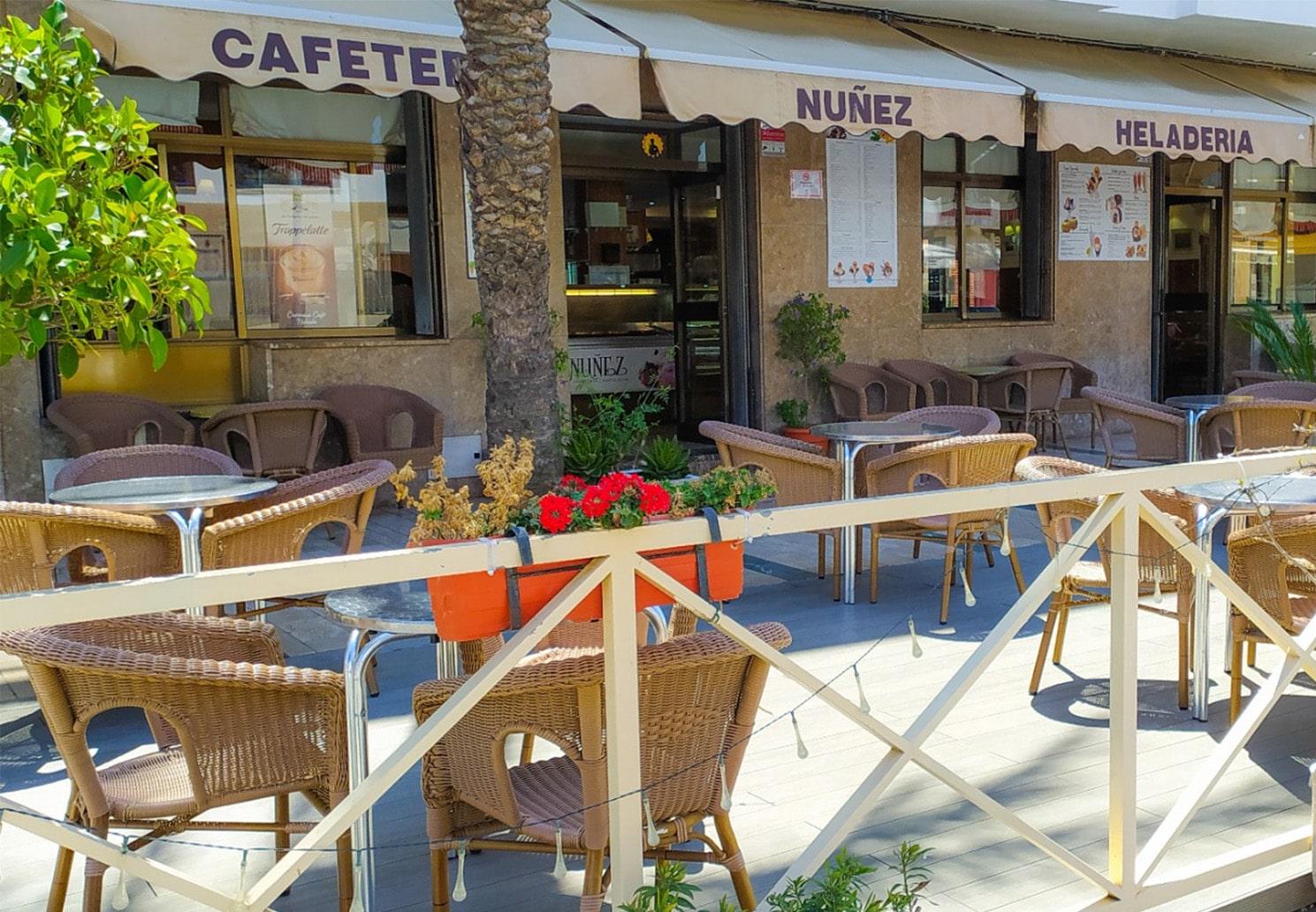 Cafetería Nuñez-min